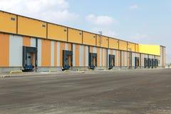 Loading dock warehouse Stock Photography