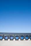 Loading docks Royalty Free Stock Photography