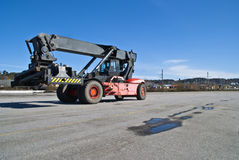Loading and lifting equipment Stock Photos