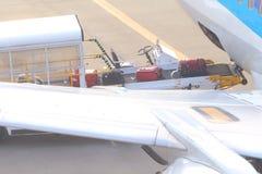 Loading Luggage Stock Images