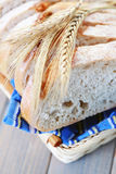 Loaf of bread Stock Photos