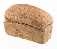 Loaf of bread. Isolated on white with clipping path Stock Photo