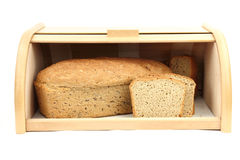 Loaf of bread Royalty Free Stock Photography