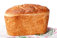 Loaf bread royalty free stock photography