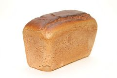 Loaf of bread. Loaf of fresh & tasty bread Stock Photography