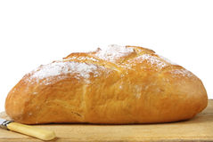Loaf of Bread stock image