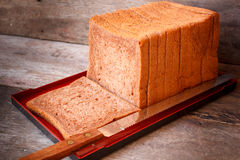 Loaf of bread. Stock Photo