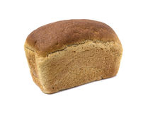 Loaf of bread close-up Stock Photos