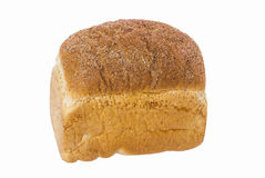 Loaf bread on isolated Stock Image