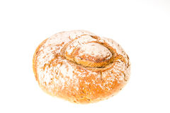 Loaf of bread isolated Stock Image