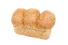 A loaf of bread Royalty Free Stock Photography