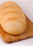 Loaf bread (long loaf) Stock Photos