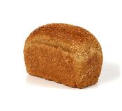 Loaf of bread with sesame. This is a loaf of bread with sesame Stock Photos