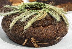 Loaf of bread Royalty Free Stock Images