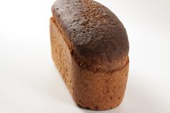 Loaf of brown bread Royalty Free Stock Image
