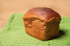 Loaf of brown bread Royalty Free Stock Photo