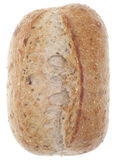 Loaf of Crusty Whole Wheat Bread Stock Images