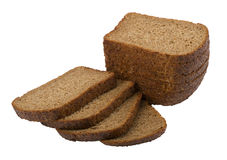 Loaf of diet bread Royalty Free Stock Image