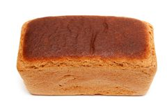 Loaf of fresh appetizing bread Royalty Free Stock Photos