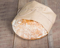 Loaf of fresh baked bread Royalty Free Stock Photography