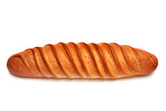 Loaf of fresh bread. Royalty Free Stock Images