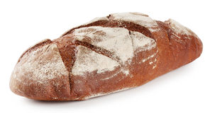 Loaf of fresh rye bread Royalty Free Stock Photos