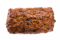 Loaf of fruit bread Royalty Free Stock Photography