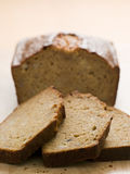 Loaf of Ginger Cake Royalty Free Stock Photography