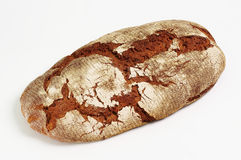 Loaf of home baked bread Stock Photography