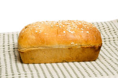 Loaf of homemade bread Royalty Free Stock Photos