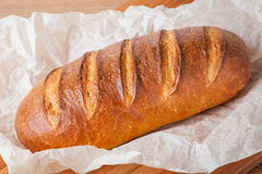 Loaf Of Homemade Bread Royalty Free Stock Image