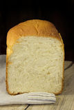 Loaf of homemade bread Stock Images