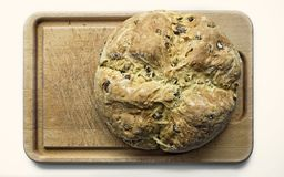 Irish Soda Bread Royalty Free Stock Images