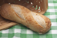 Loaf of Italian Bread Royalty Free Stock Photos