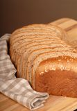 Loaf of multi grain bread Royalty Free Stock Photo