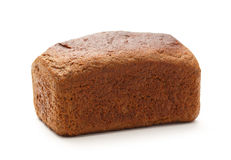 Loaf of oat bread Stock Photography