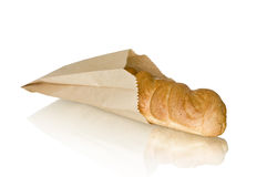 Loaf in a package Royalty Free Stock Image