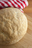 Loaf of Round Bread. A fresh loaf of roand bread sitting on a counter top Stock Image
