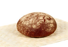 Loaf of rye bread. This is a loaf of rye bread Royalty Free Stock Image