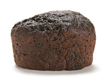 Loaf of rye bread Stock Images