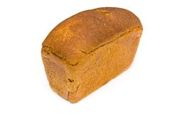 A loaf of rye bread Royalty Free Stock Photography