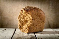 Loaf of rye bread Royalty Free Stock Photo