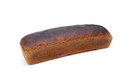 Loaf of rye bread with anise Royalty Free Stock Photo