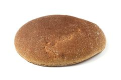 A loaf of rye bread Royalty Free Stock Photo