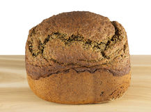 Loaf of self-made gluten-free bread Stock Images