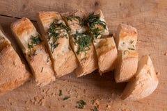 Loaf sliced Stock Image