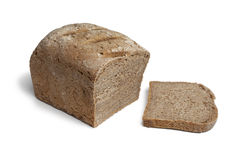 Loaf of sourdough rye bread Royalty Free Stock Image