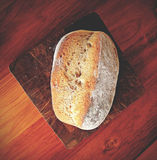 A Loaf of Sourdough Royalty Free Stock Photo