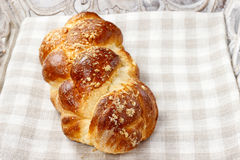 Loaf of sweet bread Stock Photography