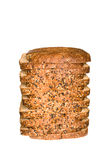 Loaf of wheat bread Stock Photography